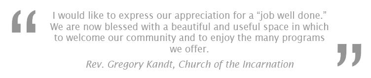 Rev Greg Kandt